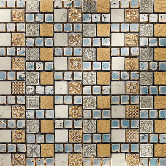 Antara 2 Mosaic de Petra Antiqua srl | Mosaïques