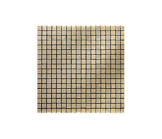 Stripes 4 Mosaic de Petra Antiqua srl | Mosaicos