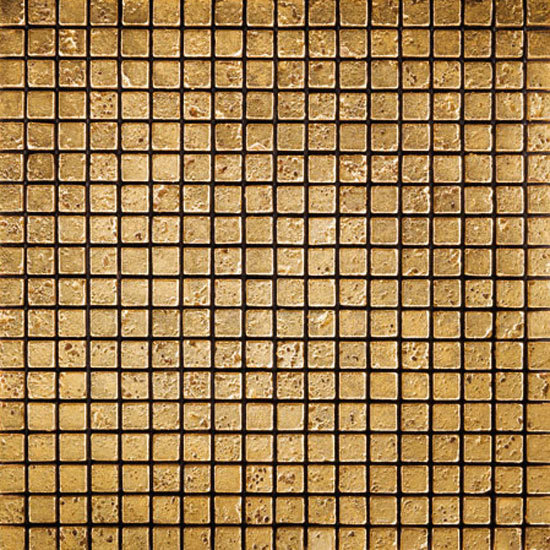 Full Gold 10 Mosaic by Petra Antiqua srl | Natural stone mosaics
