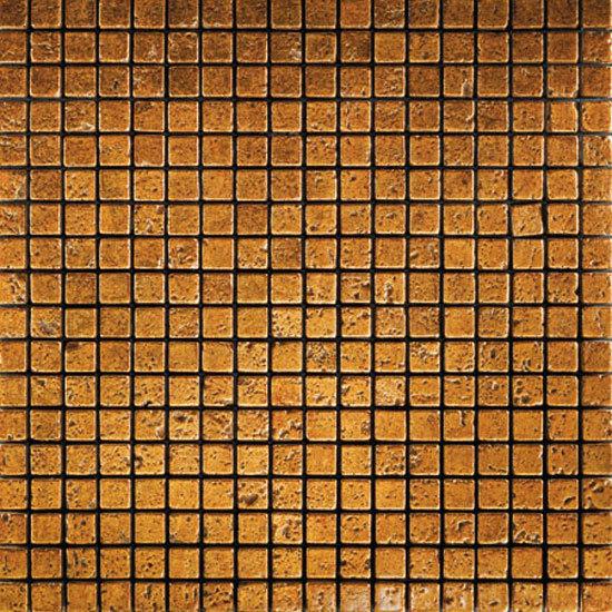 Full Gold Bronzed 10 Mosaic de Petra Antiqua srl | Mosaicos