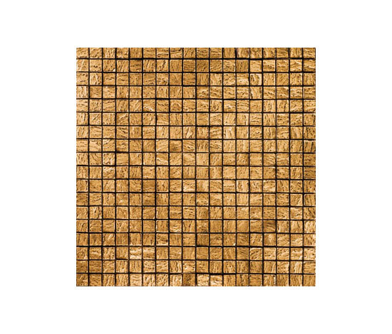 MOS/1,5 Slate Gold Mosaic by Petra Antiqua srl | Natural stone mosaics