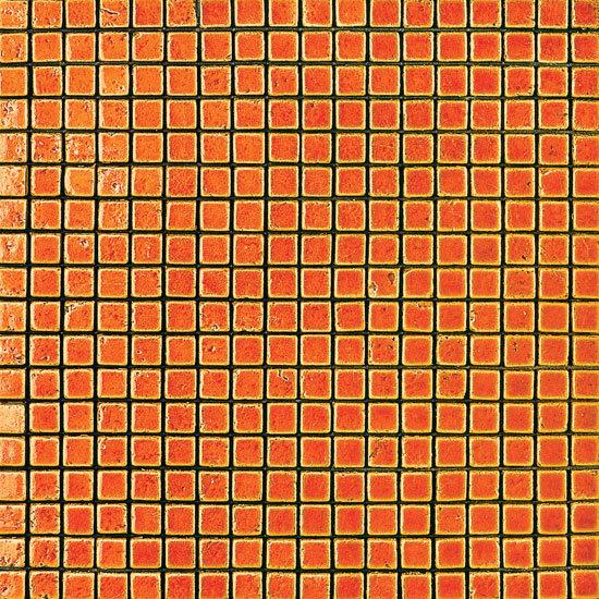 Lacca Arancione LVA 12 Mosaic by Petra Antiqua srl | Natural stone mosaics