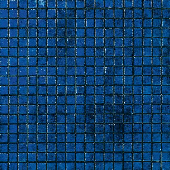 Lacca Blu LVB 1 Mosaico di Petra Antiqua srl | Mosaici