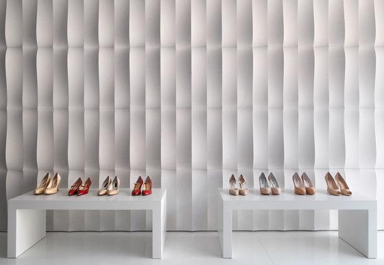 Le Pietre Incise Palladio | Palladio RV2 by Lithos Design | Natural stone panels