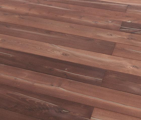 FRASSINO Magia Vulcano Scuro oro piallato a mano | olio naturale di mafi | Pavimenti in legno