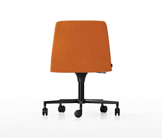 Plate Office-chair by Kristalia | Task chairs