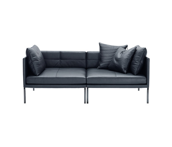 atrium von neue wiener werkst tte sofa sessel sofa. Black Bedroom Furniture Sets. Home Design Ideas