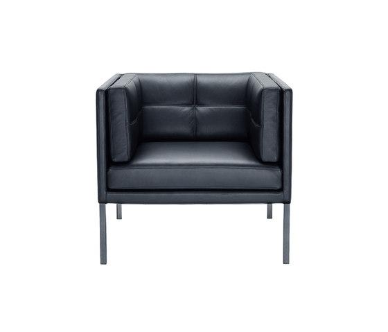 Atrium Armchair by Neue Wiener Werkstätte | Lounge chairs