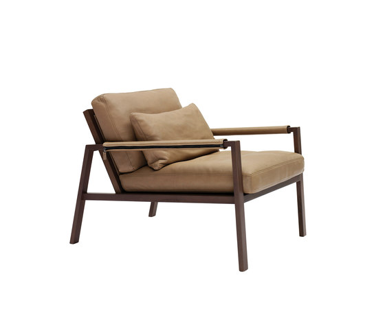 Bohème Lounge Chair by Neue Wiener Werkstätte | Lounge chairs