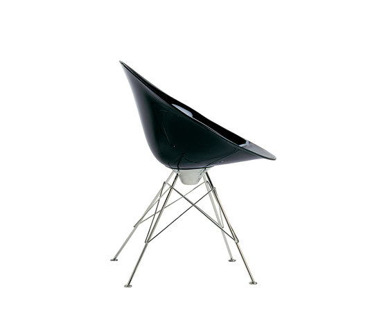 Ero S by Kartell | Visitors chairs / Side chairs