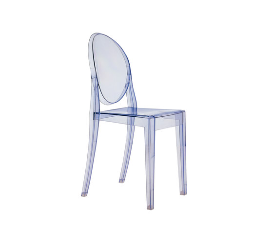 Victoria Ghost by Kartell | Restaurant chairs