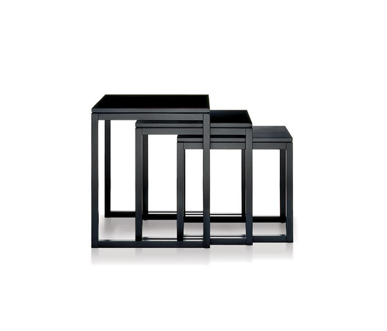 Player Tables by Neue Wiener Werkstätte | Nesting tables