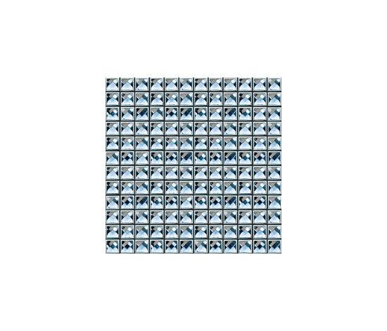 Diamond Crystal Framed DC_04F by MegaTiles Limited | Mosaics