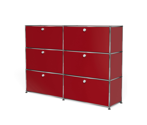 usm haller storage 3 k8 kinder stauraumm bel von usm architonic. Black Bedroom Furniture Sets. Home Design Ideas