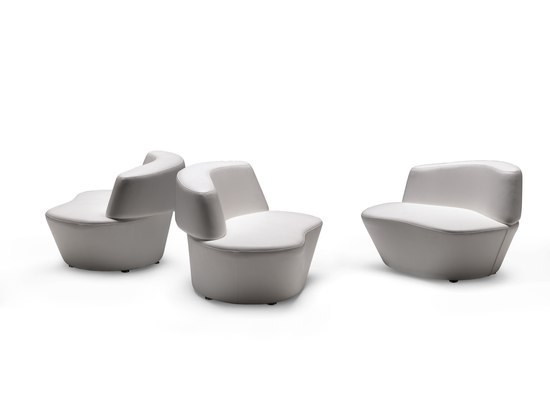 Polar by Tacchini Italia | Lounge chairs