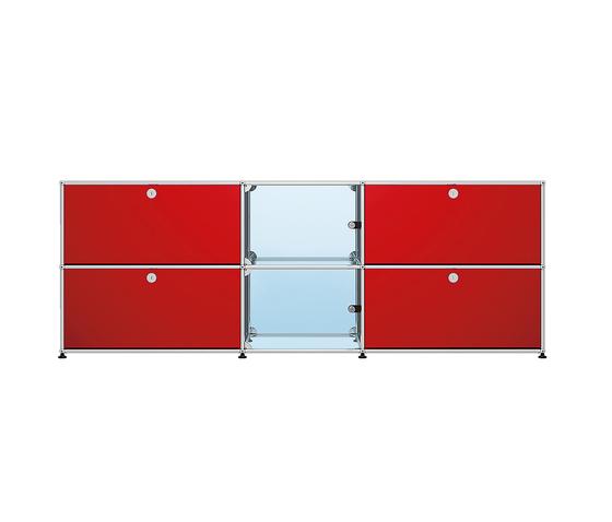 USM Haller Sideboard 5 by USM | Shelving systems