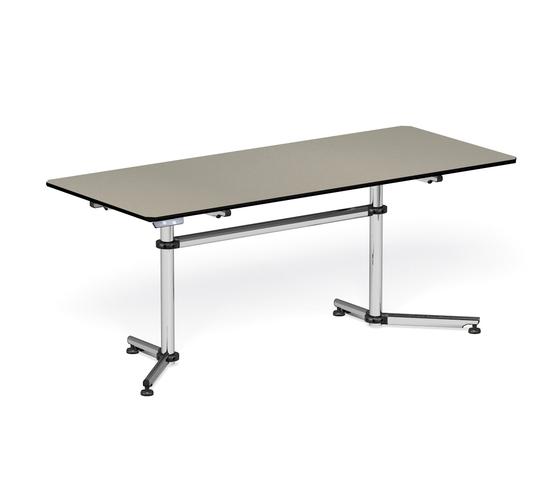 USM Kitos Linoleum de USM | Éléments de tables de conférence