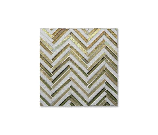 Avani Herringbone Kindred von Mandala | Mosaike