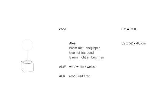 Alea by extremis | Flowerpots / Planters
