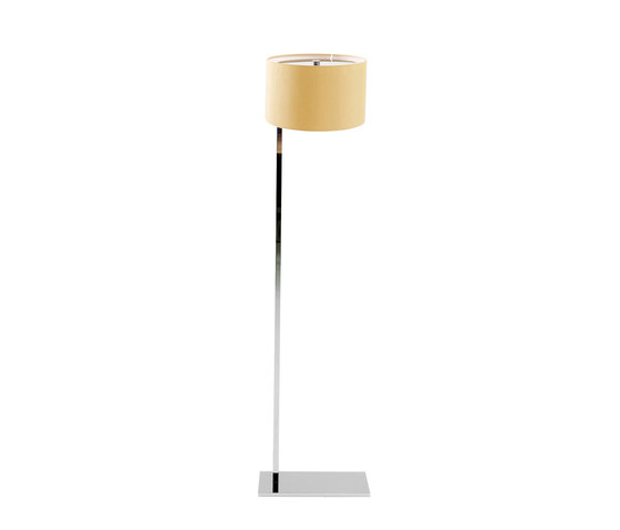 Mono Floor Lamp Round by Christine Kröncke | General lighting