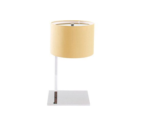 Mono Table Lamp Round de Christine Kröncke | Luminaires de table