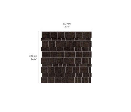 Mini Brick - Wood di Kuups Design International | Pavimenti in legno