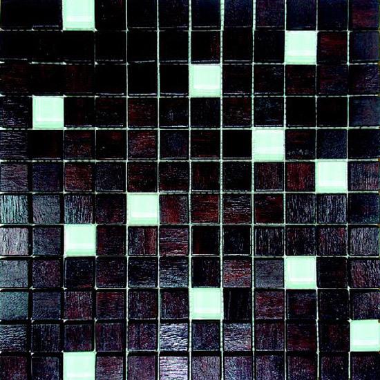 Wood mosaic by Henry Mosaicos | Wood mosaics