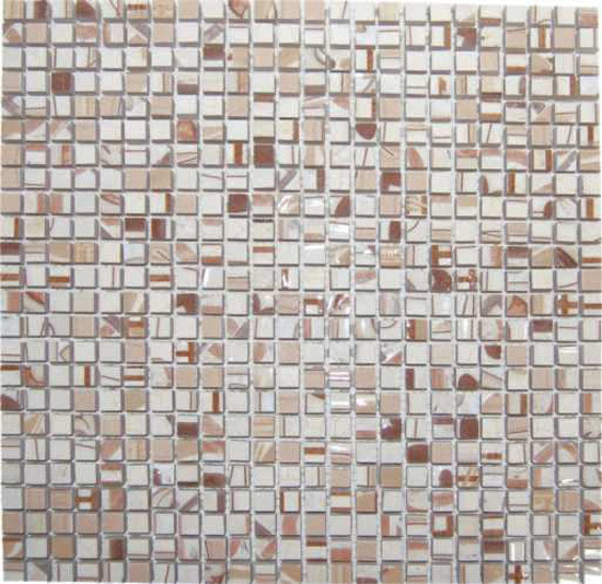 Patchwork mosaic PW 054 by Henry Mosaicos | Ceramic mosaics