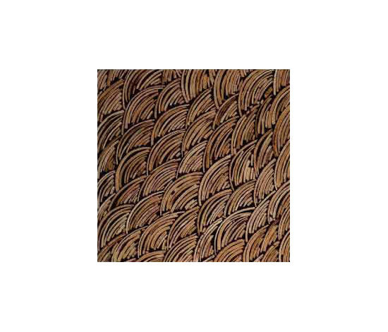 St. Tropez palm panel von Omarno | Wandpaneele
