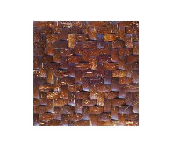 Truffle palm mosaic by Omarno | Wall mosaics