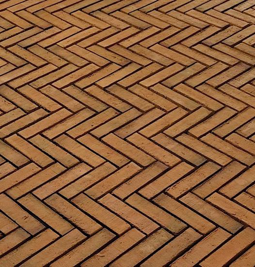 Gotland paving bricks de A·K·A Ziegelgruppe | Suelos de cerámica