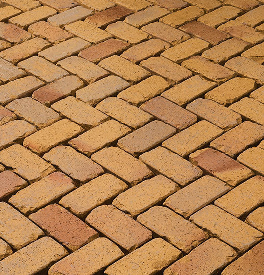 Plauen Pflasterklinker von A·K·A Ziegelgruppe | Keramikböden