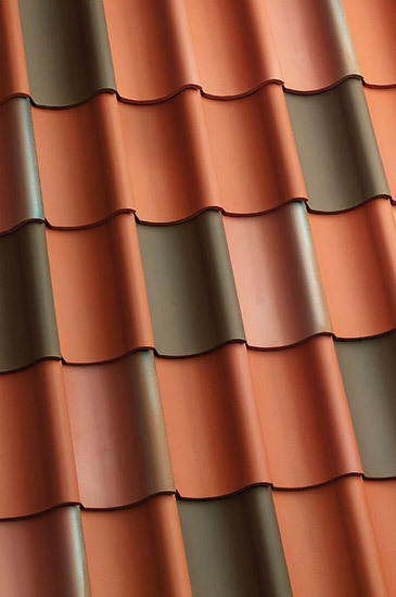 Wittenberg pantile di A·K·A Ziegelgruppe | Roofing systems