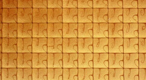 MDF Composite 002/X0685 by Kinon® Surface Design | Synthetic slabs