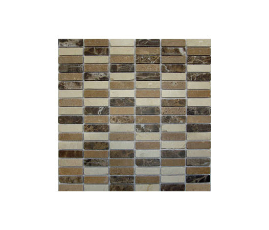 Kronos Mosaic de Molduras de Mármol   Mosaïques