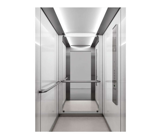 SPRING SILVER SOUND 0511 by Kone | Suspension elevators