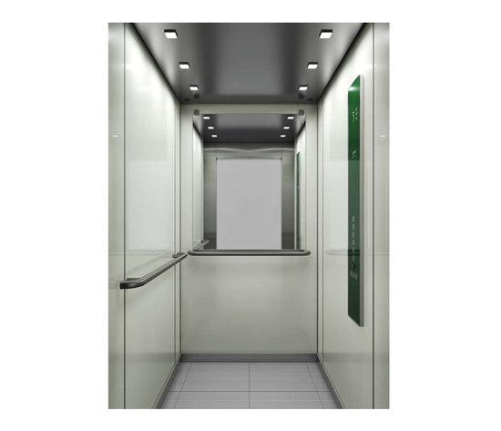 AUTUMN SILVER SOUND 0531 by Kone | Suspension elevators