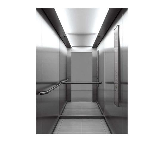 SPRING METALLIC MAGIC 0551 by Kone | Suspension elevators
