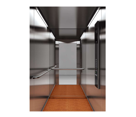 SUMMER METALLIC MAGIC 0561 by Kone | Suspension elevators