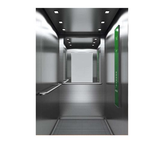 AUTUMN METALLIC MAGIC 0571 de Kone | Suspension elevators