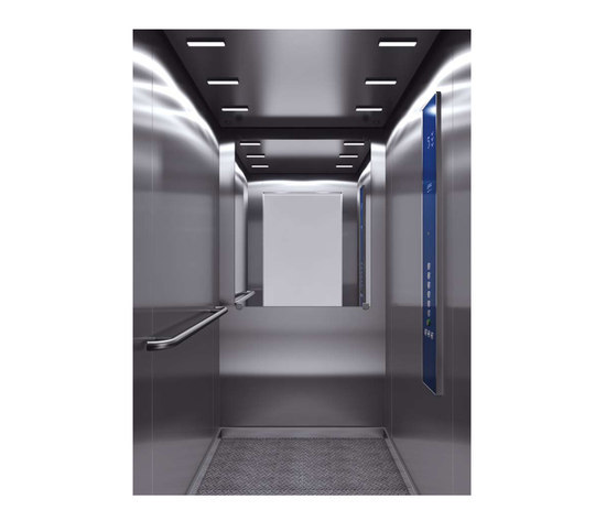 WINTER METALLIC MAGIC 0581 by Kone | Suspension elevators