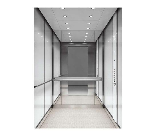 SPRING SILVER SOUND 0711 by Kone | Suspension elevators