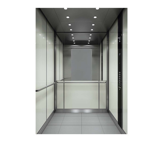 AUTUMN SILVER SOUND 0731 di Kone | Suspension elevators
