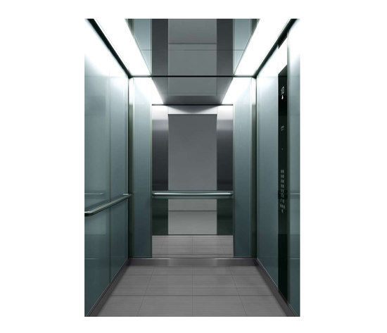 WINTER SILVER SOUND 0741 de Kone | Suspension elevators