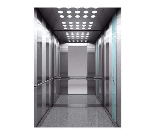 SPRING METALLIC MAGIC 0751 by Kone | Suspension elevators