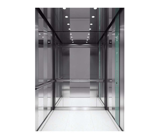 SUMMER METALLIC MAGIC 0761 di Kone | Suspension elevators