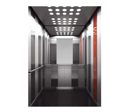AUTUMN METALLIC MAGIC 0771 by Kone | Suspension elevators