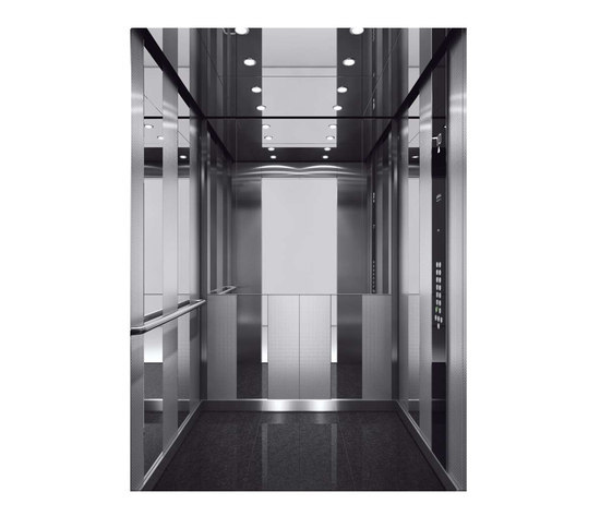 WINTER METALLIC MAGIC 0781 by Kone | Suspension elevators