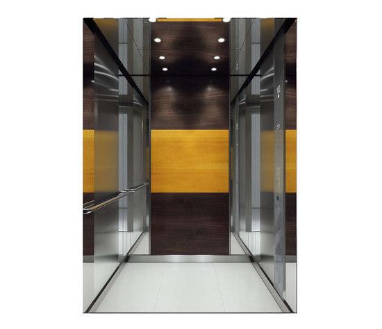 SPRING COLOR COOL 0911 by Kone | Suspension elevators