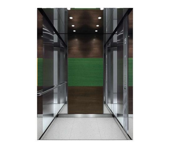 SUMMER COLOR COOL 0921 by Kone | Suspension elevators